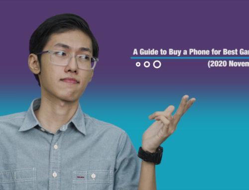 အတန်ဆုံးဈေးနဲ့ game ဆော့လို့ ကောင်းစေမယ့်ဖုန်းများ (2020 November)
