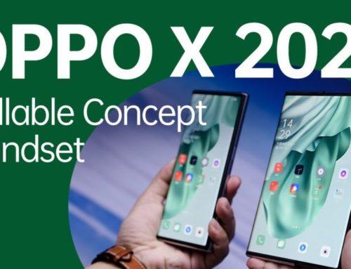 OPPO X 2021 Rollable မျက်နှာပြင်ကို BOE က ထုတ်လုပ်ပေးထား
