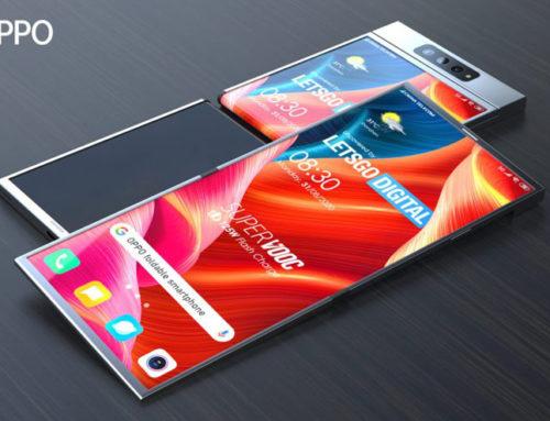ဆွဲဆန့်လို့ရတဲ့ Extendable display နဲ့ စမတ်ဖုန်းဒီဇိုင်းကို မူပိုင်ခွင့်တင်ထားတဲ့ OPPO