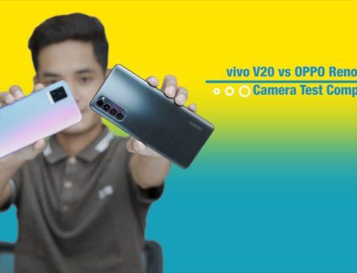 vivo V20 နဲ့ OPPO Reno4 Pro, ဘယ်ဖုန်းက ကင်မရာ ပိုကောင်းလဲ ?
