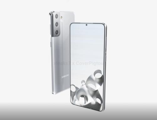 3D Render ဓါတ်ပုံတွေထွက်ရှိလာပြီဖြစ်တဲ့ Samsung Galaxy S21+
