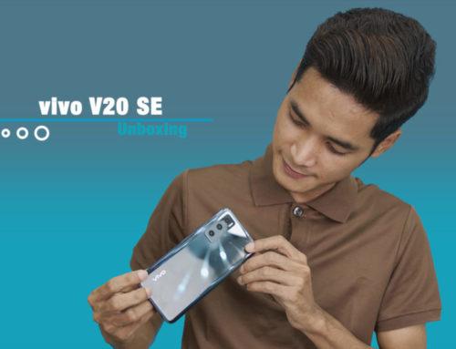 vivo V20 ရဲ့ အနေအထားကတော့ ဒီလို ရှိပါတယ်ဗျာ (Impression)
