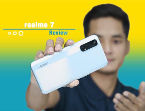 90Hz Display နဲ့ Helio G95 ပါတဲ့ realme 7 ရဲ့ Review ဗီဒီယို လာပါပြီဗျာ