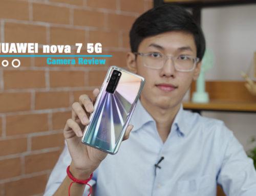 Huawei Nova 7 5G ရဲ့ ကင်မရာကို အသေးစိပ် သုံးသပ်ကြည့်မယ် | Camera Review