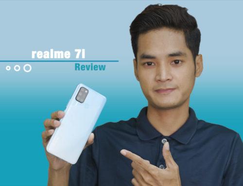 realme 7i ရဲ့ Review ဗီဒီယို လာပြီဗျာ