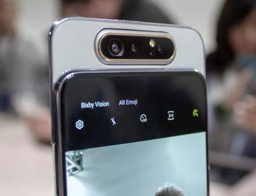 Flip-up ကင်မရာပါတဲ့ Samsung Galaxy A80 ရဲ့ မျိူးဆက်သစ် မကြာခင် ထွက်လာနိုင်