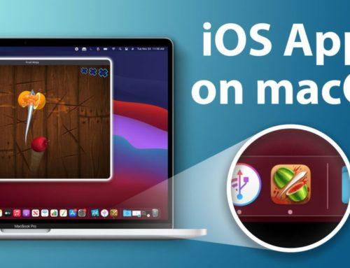 M1 Mac ကွန်ပျူတာတွေမှာ iOS App ကို အလွယ်ထည့်သွင်းလို့မရအောင် ပိတ်ပင်လိုက်တဲ့ Apple