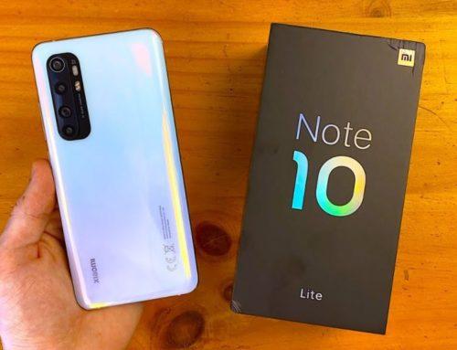 Android 11 Update ကို ရရှိနေပြီဖြစ်တဲ့ Xiaomi Mi Note 10 Lite