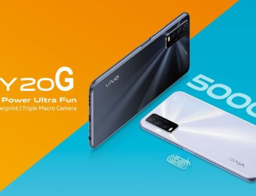 MediaTek Helio G80 Chipset ၊ 5000mAh Battery ပါဝင်တဲ့ vivo Y20G ဖုန်းသစ်ကို မိတ်ဆက်လိုက်ပြီ