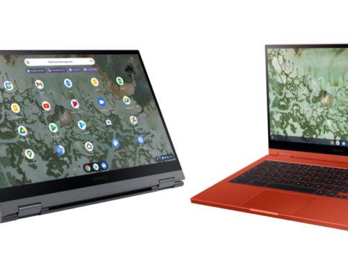 Samsung က QLED မျက်နှာပြင်ပါတဲ့ Galaxy Chromebook 2 ကို ကြေညာ