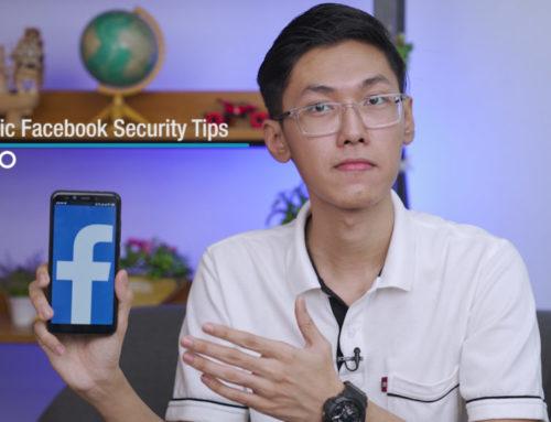 ကိုယ့်ရဲ့ Facebook account လုံခြုံအောင် လုပ်ထားသင့်တဲ့ အခြေခံအချက်လေးများ