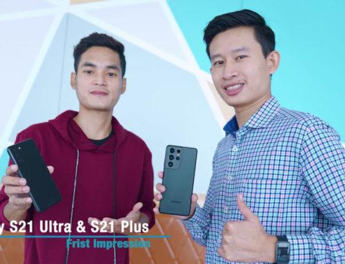 Samsung Galaxy S21 နဲ့ S21 Ultra အကြာင်း ပြောပြမယ်ဗျာ