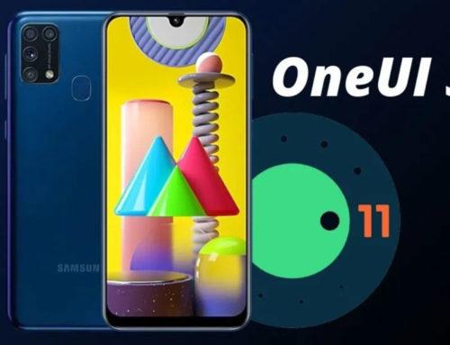 One UI 3.0 Stable Update ရလာပြီဖြစ်တဲ့ Samsung Galaxy M31