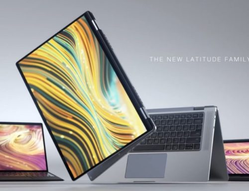 Dell က Latitude 9000, 7000 နဲ့ 5000 လက်ပ်တော့တွေကို ကြေညာ