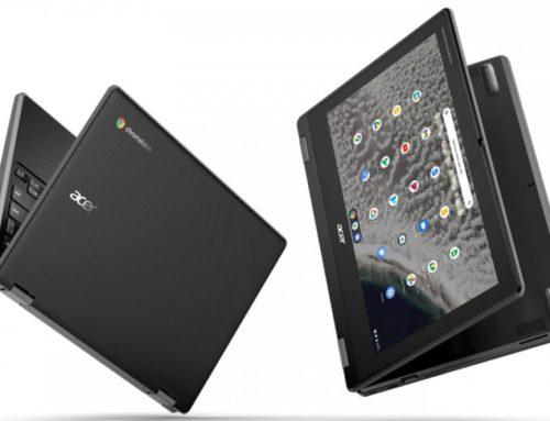 Acer က Chromebook Spin 2-in-1 မော်ဒယ် အသစ် ၂ လုံးကို ကြေညာ