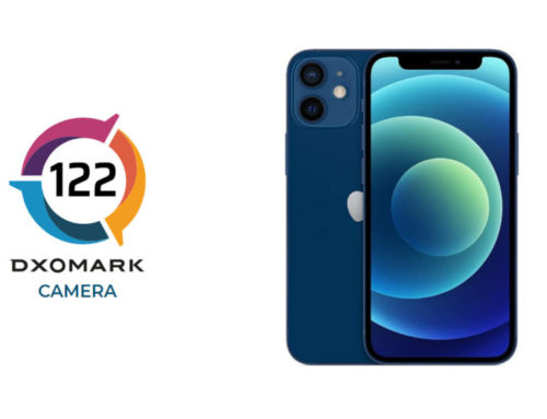 DxOMark မှာ အဆင့် ၁၄ ချိတ်တဲ့ iPhone 12 mini