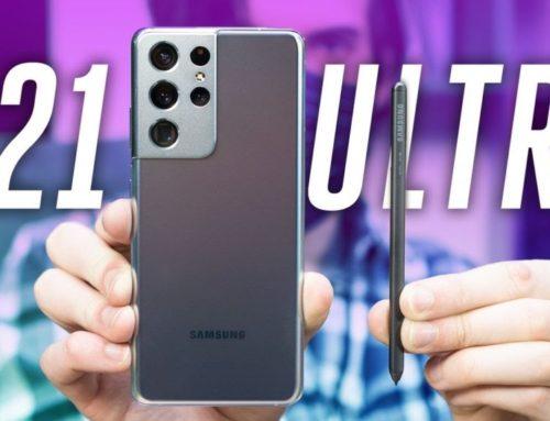 Samsung Display က Galaxy S21 Ultra ရဲ့ စွမ်းအင်စားသုံးမှုသက်သာတဲ့ OLED အကြောင်း ရှင်းပြ