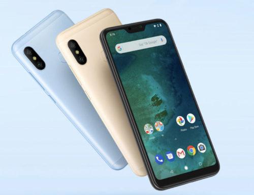 January 2021 Android Security Update ရရှိပြီဖြစ်တဲ့ Xiaomi Mi A2 Lite
