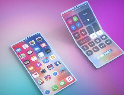 Apple က Foldable iPhone မျက်နှာပြင် နမူနာမော်ဒယ်ကို ဖန်တီးနေ
