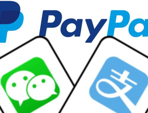 တရုတ် Payment ဈေးကွက်ထဲကို ဝင်ရောက်လာပြီဖြစ်တဲ့ PayPal