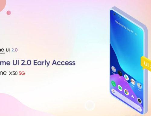 Realme X50 5G နဲ့ X50m 5G တို့အတွက် UI 2.0 Early Access ကို ကြေညာပြီ