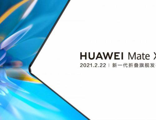Huawei Mate X2 Foldable ဖုန်းကို ဖေဖော်ဝါရီလ ၂၂ ရက်နေ့မှာ တရားဝင်မိတ်ဆက်မယ်