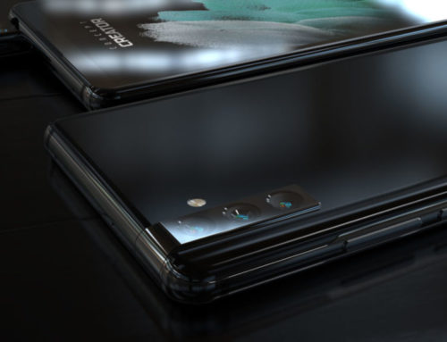 Rotatable Pop-up ကင်မရာနဲ့စမတ်ဖုန်းဒီဇိုင်းကို မူပိုင်ခွင့်တင်ထားတဲ့ Samsung