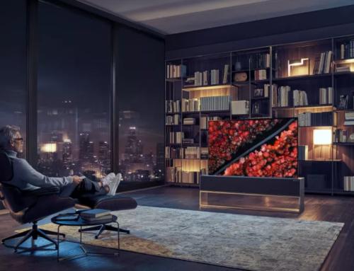 LG ရဲ့ Rollable TV ဖြစ်တဲ့ Signature OLED TV R ကို ယူအေအီးမှာ သိန်း ၁,၅၀၀ နဲ့ ရောင်းပြီ