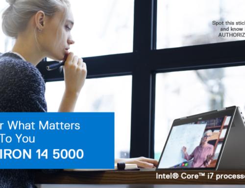 ဒီလိုအချိန်မှာ အလုပ်အတွက်၊ သင်ကြားရေးအတွက် သင့်လျော်တဲ့ Dell Inspiron 14 Series Laptop