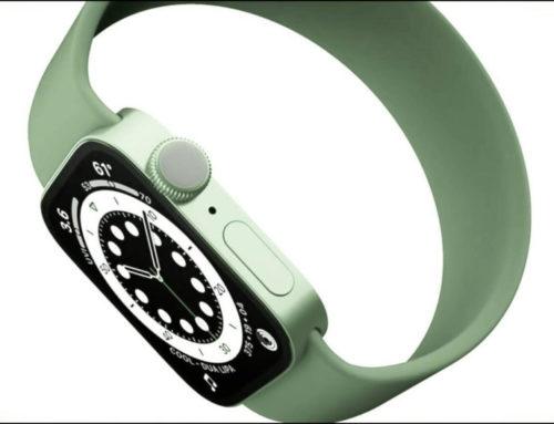 ပိုကျဉ်းတဲ့ Bezels, နည်းပညာသစ် မျက်နှာပြင်၊ Feature သစ်အချို့နဲ့ ထွက်ပေါ်လာမဲ့ Apple Watch Series 7