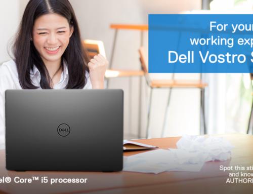 Work From Home လုပ်နေရတဲ့ကာလမှာ Dell Vostro Series Laptop နဲ့ Desktop တွေကို ဘာကြောင့်ရွေးချယ်သင့်တာလဲ