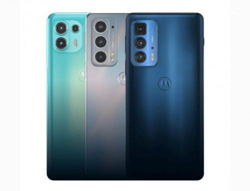 Motorola Edge 20 , 20 Pro နဲ့ 20 Lite ကို ကြေညာ