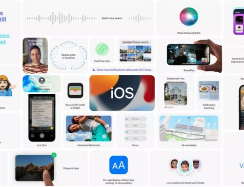 iOS 15 ရဲ့ လုပ်ဆောင်ချက် အသစ် ၅ ခု