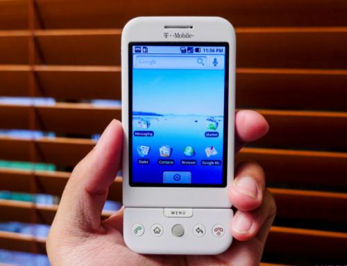 ပထမဆုံး Android ဖုန်း ဖြစ်တဲ့ T-Mobile G1 (HTC Dream) နှစ်ပတ်လည် ရောက်ပြီ
