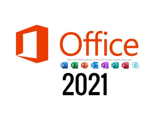 အောက်တိုဘာလ ၅ ရက်နေ့မှာ အသုံးပြုနိုင်မယ့် Microsoft Office 2021