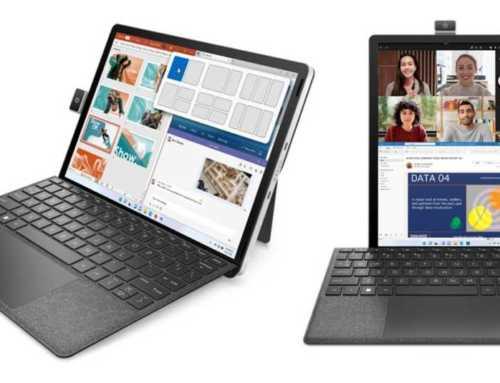 Flip Webcam နဲ့ အသစ်မိတ်ဆက်လိုက်တဲ့ HP ရဲ့ 11-inch Windows Tablet