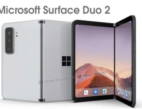 5G ၊ Wi-Fi 6 နဲ့ NFC Support ပါဝင်မှာ ကျိန်းသေနေပြီဖြစ်တဲ့ Microsoft Surface Duo 2