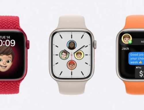 Apple Watch Series 7 ရဲ့ Specs အသေးစိတ် ထွက်ပေါ်လာ