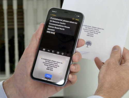 iOS 15 မှာ Live Text လုပ်ဆောင်ချက်ကို အသုံးပြုနည်း