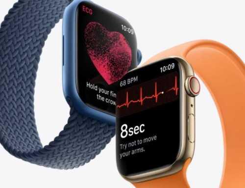 Apple Watch Series 7 ကို ဒီဇင်ဘာလကျမှ ပို့ဆောင်ပေးမည်