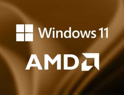 AMD Processor မှာ Windows 11 Performance ကျတဲ့ပြဿနာကို ဖြေရှင်းလိုက်တဲ့ Microsoft