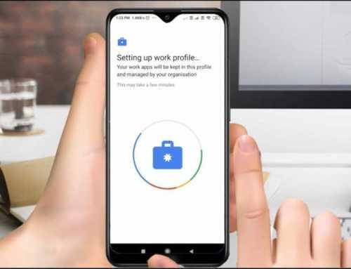 Android မှာ အလုပ်အတွက် Work Profile သီးသန့် အသုံးပြုနိုင်တော့မယ်