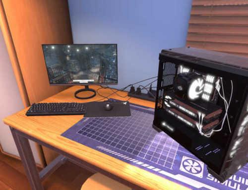 ကွန်ပျူတာဘယ်လိုဆင်ရမလဲဆိုတာကို PC Building Simulator အခမဲ့ရယူပြီး လေ့လာကြမယ်