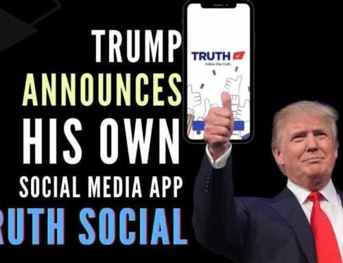 အမေရိကန် သမ္မတဟောင်း ဒေါ်နယ်ထရမ့်က Truth Social လူမှုကွန်ရက်ကို တည်ထောင်မည်