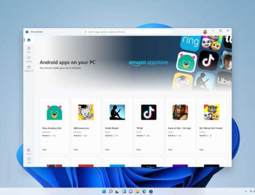 Windows Insiders အတွက် Windows 11 မှာ Android App တွေ သုံးလို့ရပြီ
