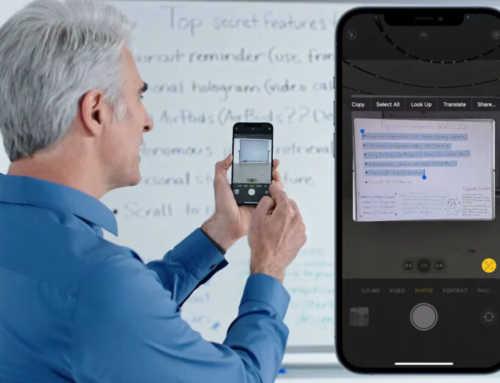 iOS 15 ရဲ့ Live Text ကို အသုံးပြုပြီး စာခိုးချနေကြတဲ့ ကျောင်းသားတွေ